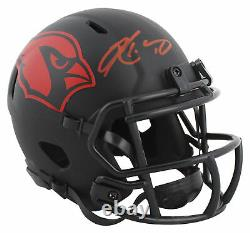Cardinals Kyler Murray Authentic Signed Eclipse Speed Mini Helmet BAS Witnessed