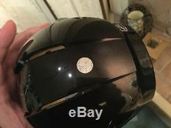 Pittsburgh Penguins Sidney Crosby autographed mini helmet from Frameworth
